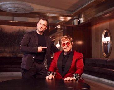 タロンくんがエルトン・ジョンのラジオ「Rocket Hour」にゲスト出演したときの聞き取り和訳